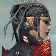 Necromancer Krytan armor F Tunic glitch.jpg