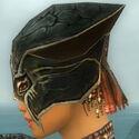 Warrior Luxon Armor F gray head side.jpg