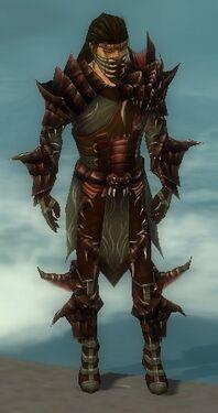 Ranger Primeval Armor M gray front.jpg