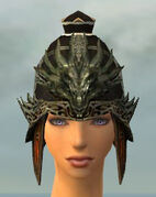 Warrior Elite Canthan Armor F gray head front.jpg