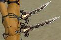 Deldrimor Daggers (unique)