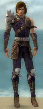 Ranger Studded Leather Armor M dyed front.jpg