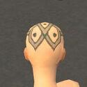 Monk Elite Luxon Armor F gray head back.jpg