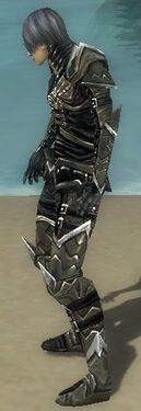 Necromancer Elite Profane Armor M gray side.jpg