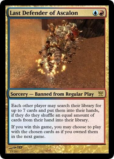 TEF's Last Defender of Ascalon Magic Card.jpg