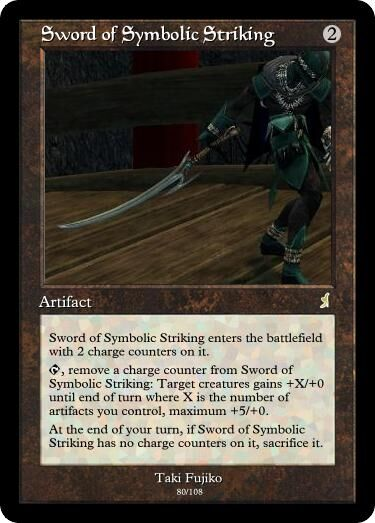 Taki's Sword of Symbolic Striking Magic Card.jpg