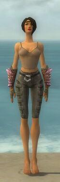 Ranger Drakescale Armor F gray arms legs front.jpg