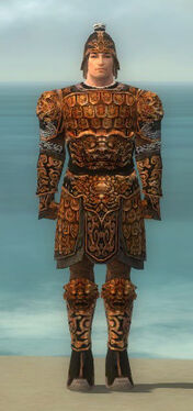 Warrior Canthan Armor M dyed front.jpg