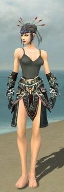Necromancer Asuran Armor F gray arms legs front.jpg