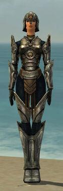 Warrior Sunspear Armor F gray front.jpg