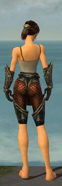 Warrior Kurzick Armor F gray arms legs back.jpg