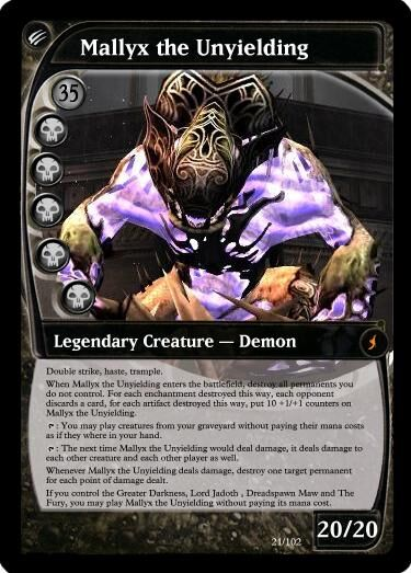 Slypher's Mallyx the Unyielding Magic Card.jpg