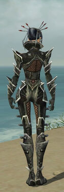 Necromancer Elite Kurzick Armor F gray back.jpg