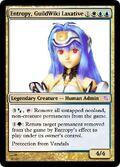 Entropy Guildwiki Laxative MTG card.jpg