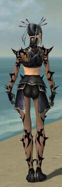 Necromancer Obsidian Armor F gray back.jpg