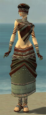 Ritualist Exotic Armor F gray front.jpg
