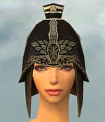 Warrior Canthan Armor F gray head front.jpg