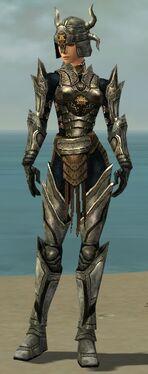 Warrior Elite Sunspear Armor F gray front.jpg