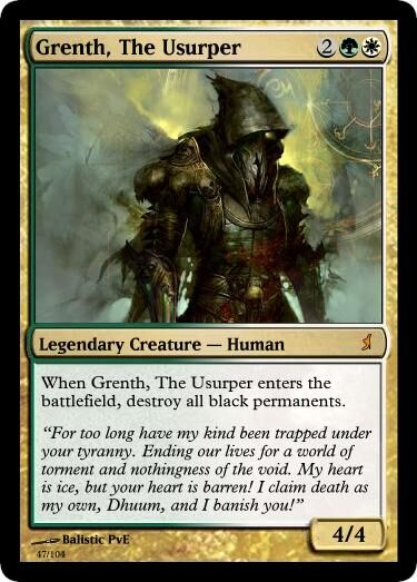 Balistic's Grenth, The Usurper Magic Card.jpg