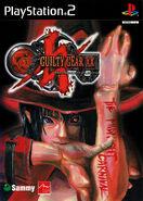 Guilty Gear XX Box Art