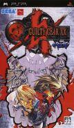GGXX cover PSP
