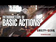 Guilty Gear -Strive- Starter Guide -14 - Basic Actions