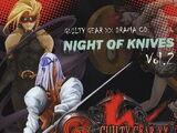 Guilty Gear XX Drama CD Night of Knives Vol.2