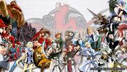 Guilty Gear Judgment PSP Wallpaper 3