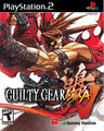 Guilty Gear Isuka Cover
