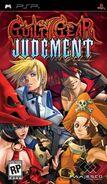 Guilty Gear Judgement Cover