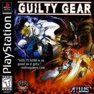 Guilty Gear Coverart