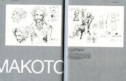 Segai character design