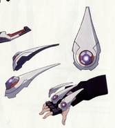 Hirohide nanba's void (knuckle-duster)