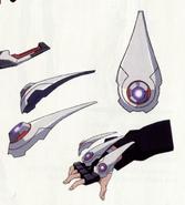 Origami warrior (3)