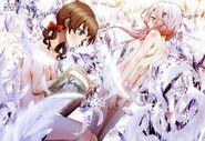 Hare and Inori heaven