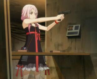 Inori's Pistol