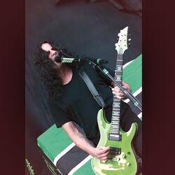 Heavy metal guitarists