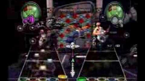 Tom Morello Guitar Hero 3 Batalla
