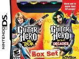 Guitar Hero: On Tour & Guitar Hero On Tour: Decades Box Set