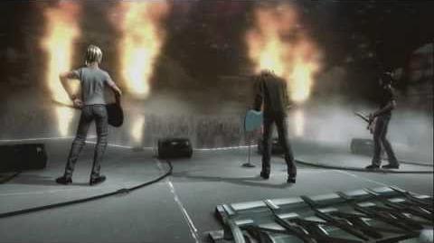 Guitar Hero 5 - Lithium(Live) Performance By Kurt Cobain-0