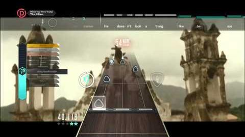 Guitar Hero Live - When You Were Young by The Killers - Expert - 100% FC
