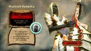 Gh6 warrior pandora in game