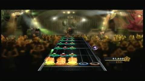 Guitar_Hero_5_Song_2_(100%_FC)_Guitar
