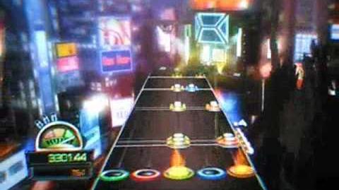 Guitar_Hero_World_Tour_-_The_Shock_Of_The_Lightning_-_100%_FC_Expert_493K_-_(DLC)