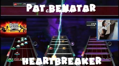 Pat Benatar - Heartbreaker - @GuitarHero World Tour Expert Full Band