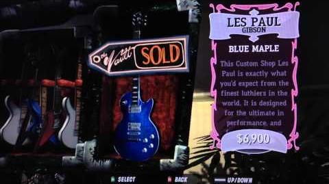Guitar Hero Aerosmith - The Vault