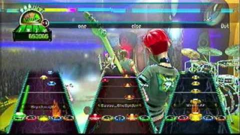Guitar Hero World Tour - 30 Seconds to Mars - The Kill (Full Band Expert)