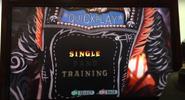 Guitar-Hero-World-Tour-Quickplay-Menu-on-TV