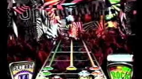Hardest Custom Song on Guitar Hero EVER