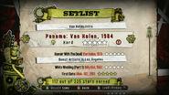 Setlist-GHVH